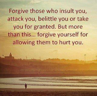 forgive-urself