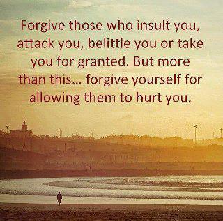forgive-urself