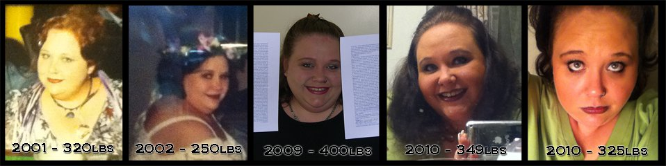 2001-2010 Weight Progression