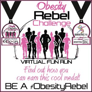 ObesityRebel Challenge