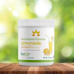 BariLife Lemonade Multivitamin Powder