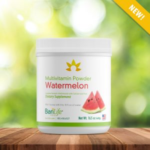 BariLife Watermelon Multivitamin Powered