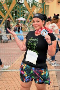 Disneyland Paris Half Marathon Weekend - Finish Line