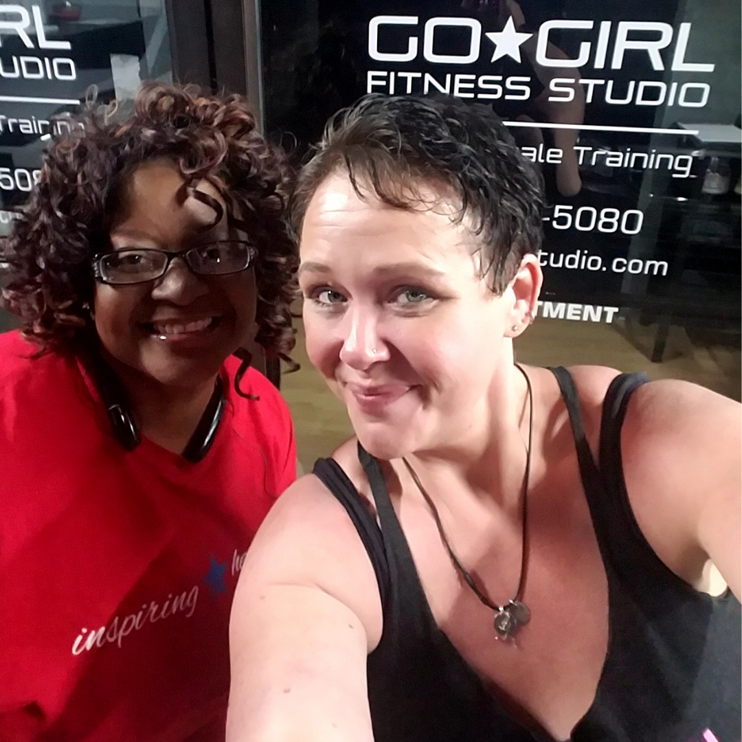 Big Drop Bariatric Edition at GoGirl Fitness Studio