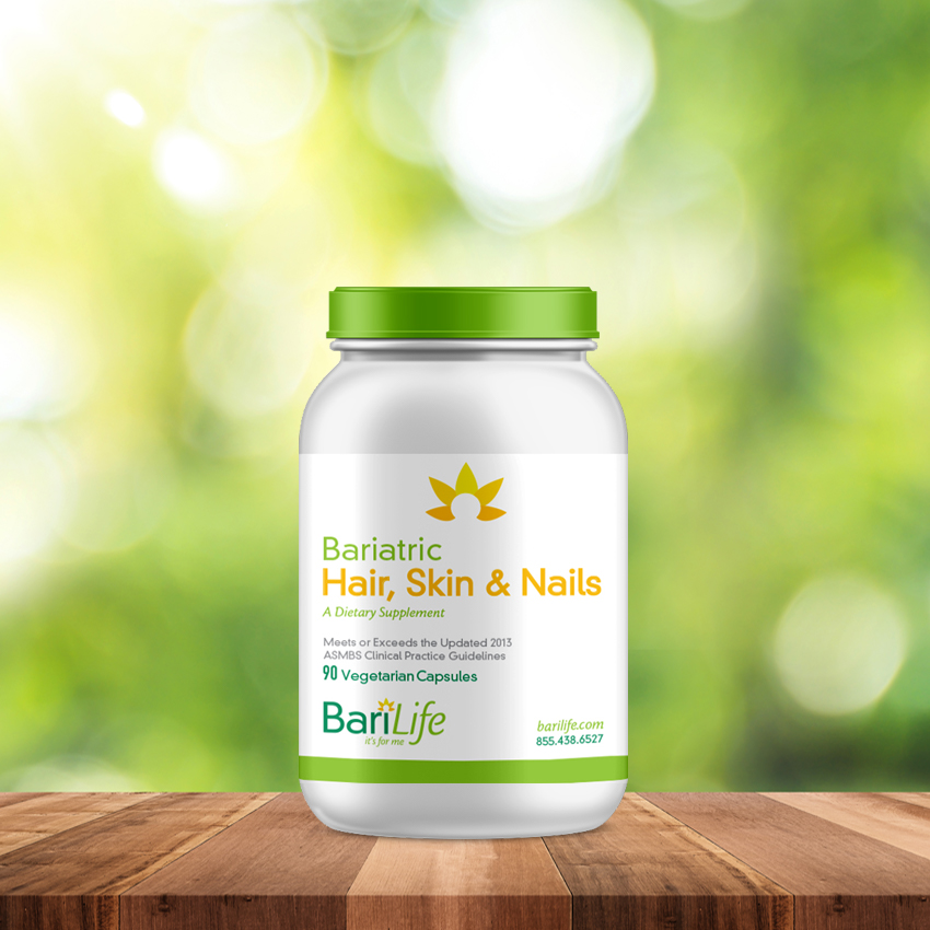 BariLife Hair, Skin and Nail Formula