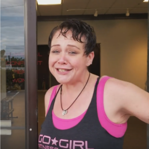 Sex, Love and Obesity - Pandora at GoGirl Fitness Studio