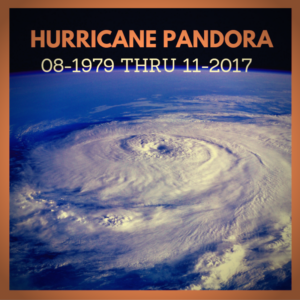 Sex, Love and Obesity - Hurricane Pandora